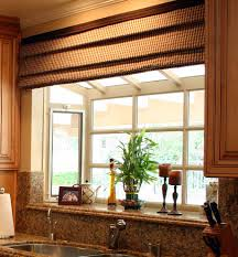 Kitchen Bay Window Kitchen Bay Window Curtains Ideas