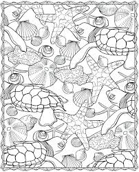 Under The Ocean Coloring Pages Zupa Miljevcicom