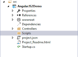 ASP.NET Core: Getting Started with AngularJS 2
