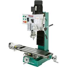 benchtop milling machine. heavy-duty benchtop mill/drill with power feed and tapping   grizzly industrial milling machine p
