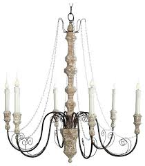 french style wooden chandeliers