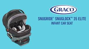 graco snugride snuglock 35 elite infant car seat infant seats baby toys the exchange