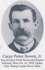 Casey Potter Bowen, Jr. (1858 - 1942) - Genealogy