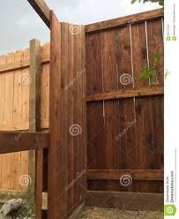 Wood Fence Design Plans Nice Fence Building Stock Photo Image Of Steel Back 69747234