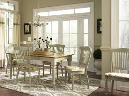 country dining room set. Custom Dining - Country Estate Customizable 5 Piece Table Set By Canadel Room I