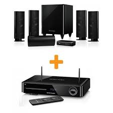 harman kardon home theatre. harman kardon ht bds 580bq+hkts 65bq 5.1-channel, 325-watt, home theatre