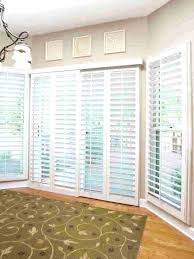shades for sliding glass doors wood blinds for sliding glass doors blinds blinds rustic wood blinds shades for sliding glass doors
