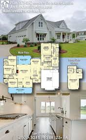 Architectural Designs 51766hz Architectural Designs Modern Farmhouse Plan 51754hz Built