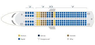 American Airlines 738 Seating Chart 44 Systematic 737 800 Seat Chart