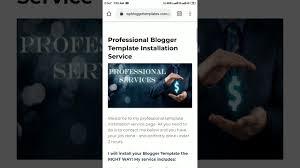 Blogger Templates 2020 Free Blogger Templates 2020 How To Download Premium Blogger Templates Free
