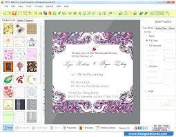 Invitation Maker Software Free Download Invitation Design Software