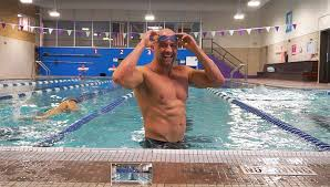 hiit swim workout to incinerate fat