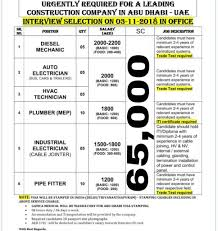 Industrial Electrician Salary Industrial Electrician Archives Eabroadjobs Com