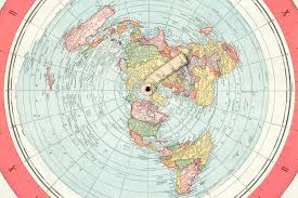 Resultado de imagen de tierra plana