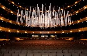 Winspear Opera House Serapid Stage Projects Concert Hall