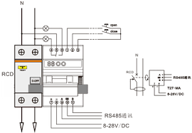 wiring diagram of mcb wiring image wiring diagram smart autorecloser for minature circuit breaker manufacturer on wiring diagram of mcb