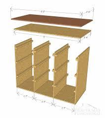 simple diy laundry basket dresser top dimensions