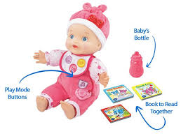 7 Best Interactive Baby Dolls that Can Talk, Cry, Wet and Much More