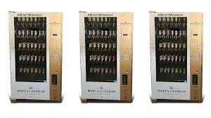 Champagne Vending Machine Fascinating Champagne Vending Machines Are Coming To The UK Grazia