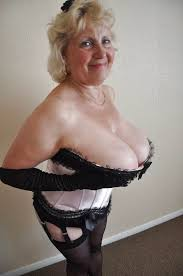 Big tits grandma tube
