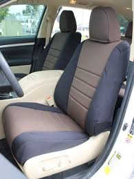 toyota highlander seat covers wet