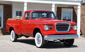 A Studebaker Truck That Couldn't Save The Company | ClassicCarWeekly ...