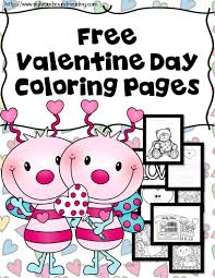 Free Printable Valentine's Day Coloring Pages - Money Saving Mom®