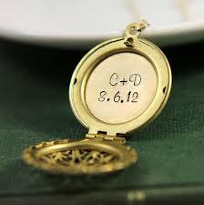 personalized locket custom date locket necklace initial locket necklace personalized jewelry bridal locket necklace locket pendant