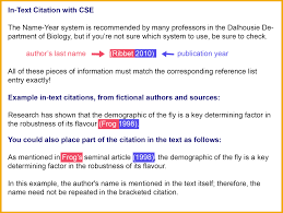 The Cse Council Of Biology Editors Citation Style International