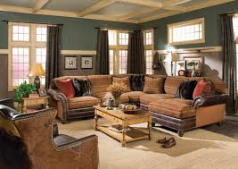 ... Country Living Room Furniture Living room, Katherine Group Room Scene  Santa Fe Style Sofa Sectional Chaise Lounge Chair With ...