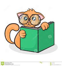 little funny cartoon cat stock ilration ilration of kitty 32564629