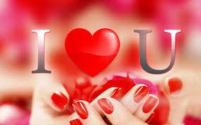romantic heart in love wallpapers