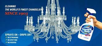 chandelier cleaner spray banner 1 crystal chandelier spray cleaner reviews