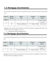 amortization calculator online weekly amortization schedule template