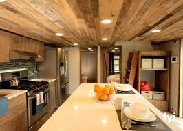luxury tiny house. Luxurious Tiny Home The Modern House Is Luxury Floor Plans . Kitchen