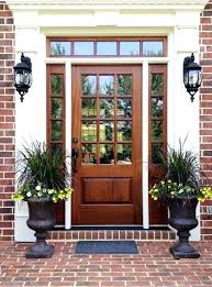 farmhouse entry door best glass front ideas on lovely fa