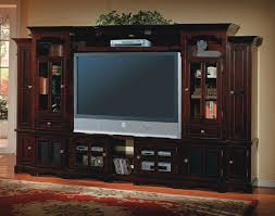 tv 72 inch. cherry hill 6 piece 48-72-inch tv wall unit in merlot finish by parker house - che100-6tx tv 72 inch i