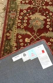 3x5 rug pottery barn deep rich red wool authentic for size ikea rugs target