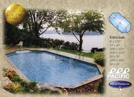 Shapes Inground Pools Geraty Pools and Spa Swimming Pools