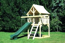 for small yards outdoor space swing set backyards playsets best