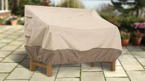 home depot patio furniture cover. Valuable Waterproof Outdoor Furniture Covers Patio Accessories The Home Depot Curved Sofa Cover
