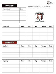 Football Workout Schedule Strength Program Workout Schedule
