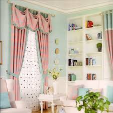 Curtain Valances For Bedroom Light Blue Curtain Valance