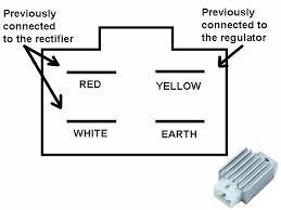 lucas voltage regulator wiring diagram efcaviation com 5 pin rectifier wiring diagram at 4 Pin Voltage Regulator Wiring Diagram