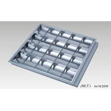 office light fittings. Recessed Louver Fitting LED Grille Lights Office Light 4x1820 Fittings I