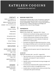 Modern Elegant Font For Resume 40 Modern Resume Templates Free To Download Resume Genius