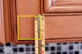Installing Cabinet Knobs Pretty Handy Girl Awesome Installing Knobs On Kitchen Cabinets