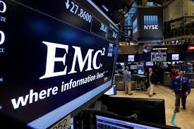 Emc Corp Stock Price History Chart A Very Short History Of Emc Corporation