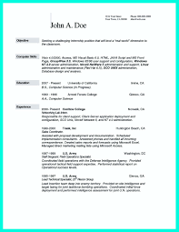 Beautifully Idea Science Resume Examples 13 Format For Bsc
