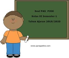 Kebersihan sangat penting untuk dijaga. Soal Pas Uas Pjok Kelas 6 Semester 1 Tahun 2019 2020 Juragan Les